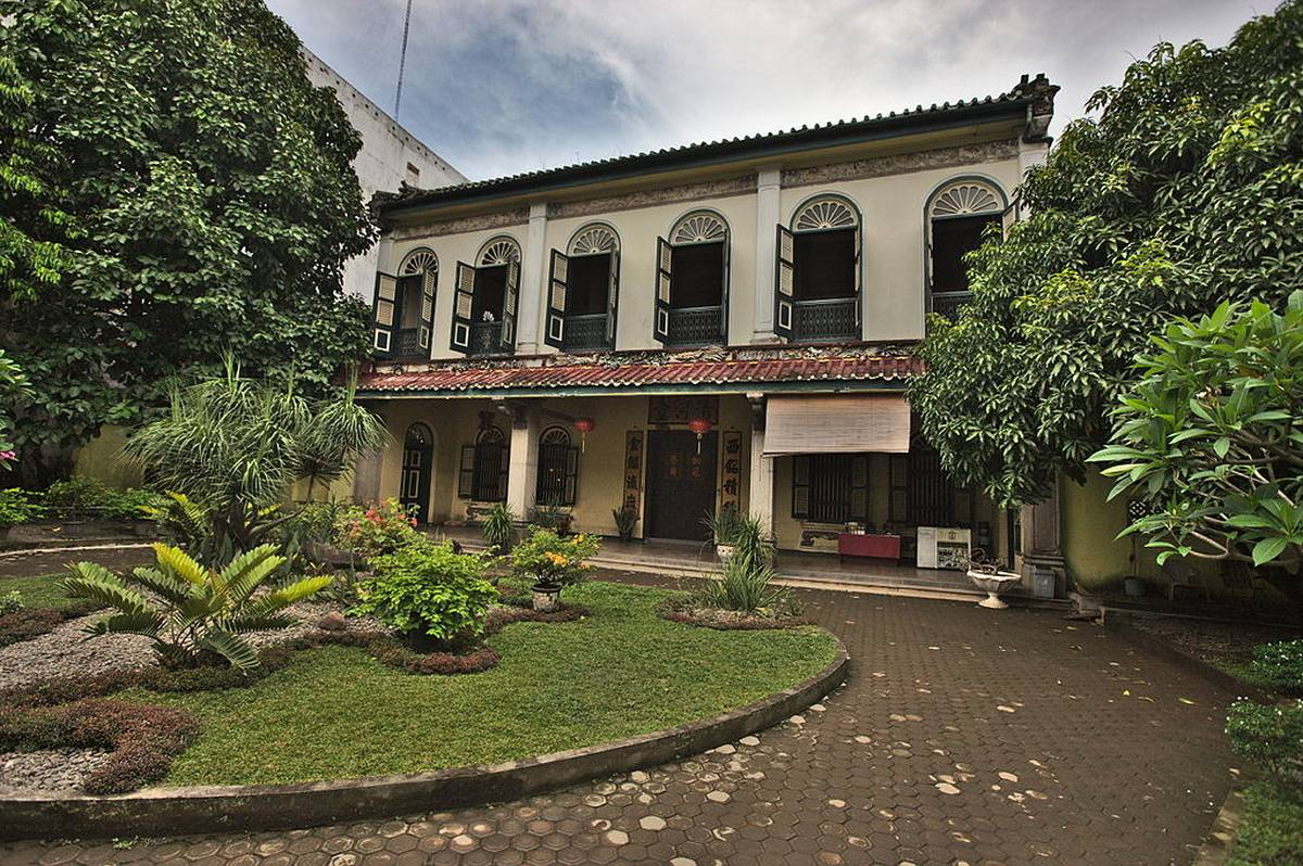 Tourist Attraction | Tjong A Fie Mansion